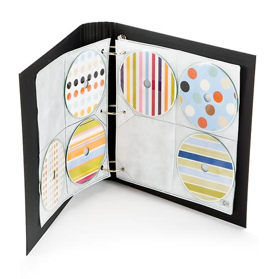 "Bigso Atlas Stockholm 1"" Three-Ring Binder"